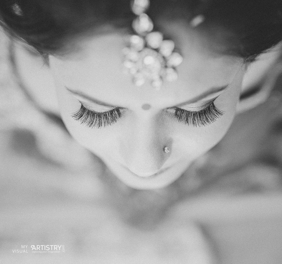 Bigger the lashes, lesser the worry by My Visual Artistry Wedding-photography | Weddings Photos & Ideas
