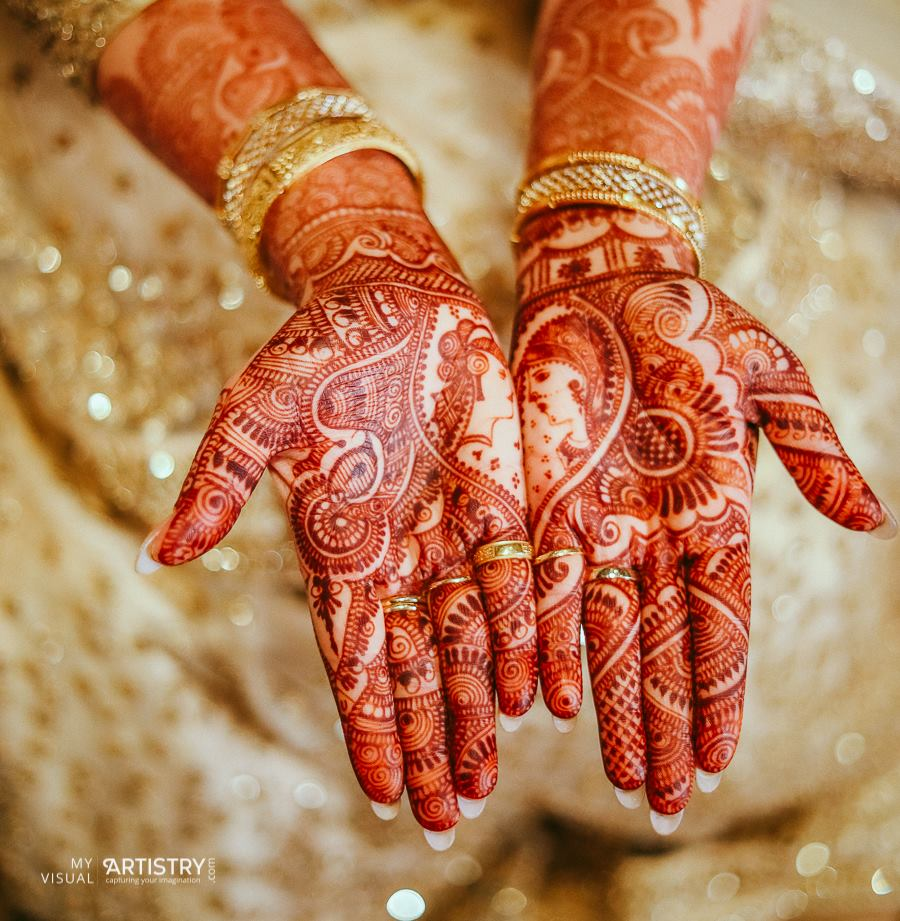 Beautiful artistry of bride's essentials by My Visual Artistry Wedding-photography | Weddings Photos & Ideas