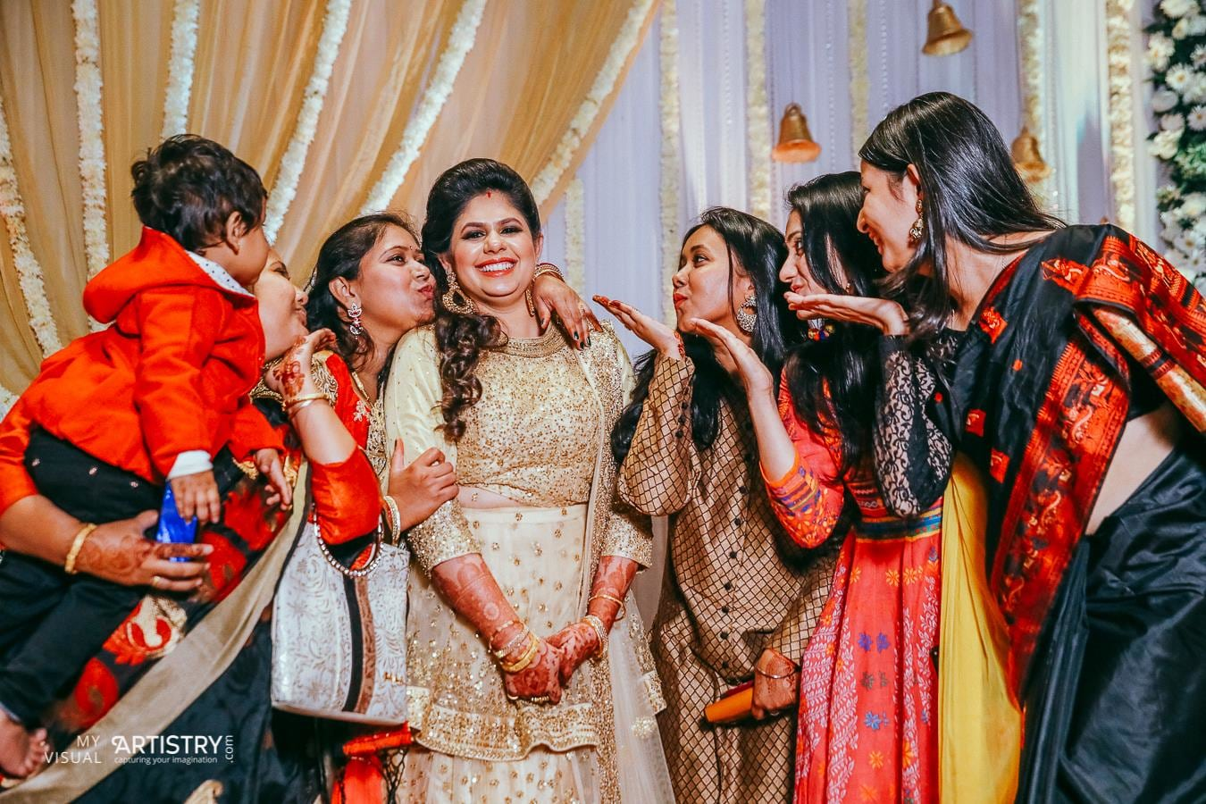 Loved by all by My Visual Artistry Wedding-photography | Weddings Photos & Ideas