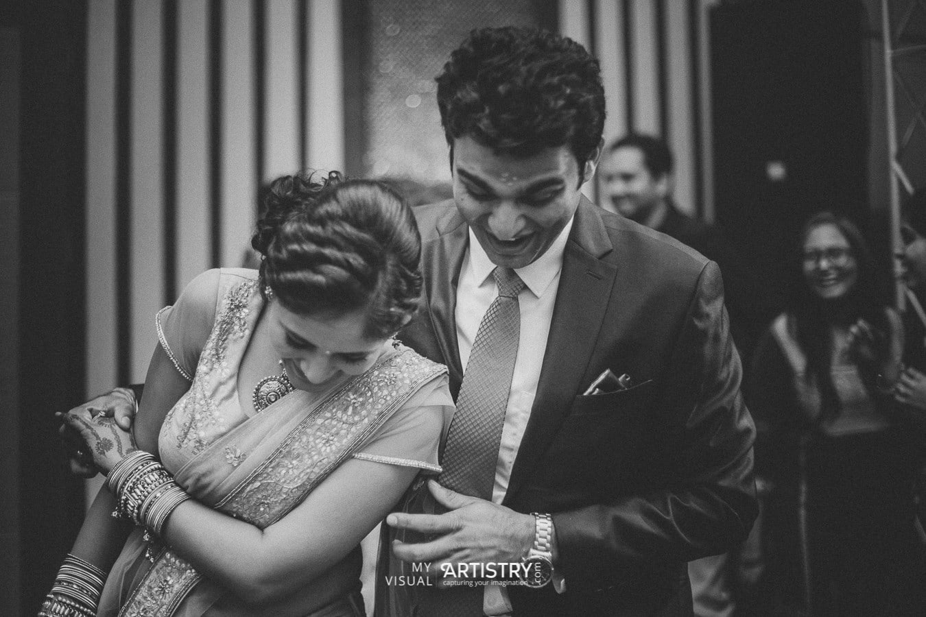 Happy to have each other by My Visual Artistry Wedding-photography | Weddings Photos & Ideas