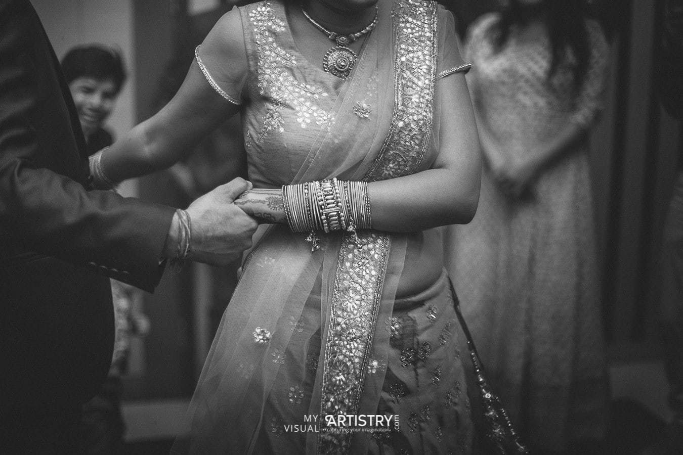 Lovely attire by My Visual Artistry Wedding-photography | Weddings Photos & Ideas