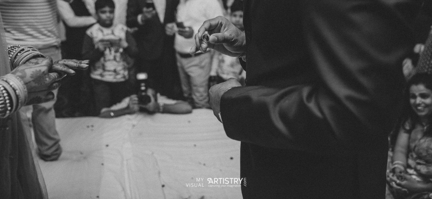 Ring ceremony by My Visual Artistry Wedding-photography | Weddings Photos & Ideas
