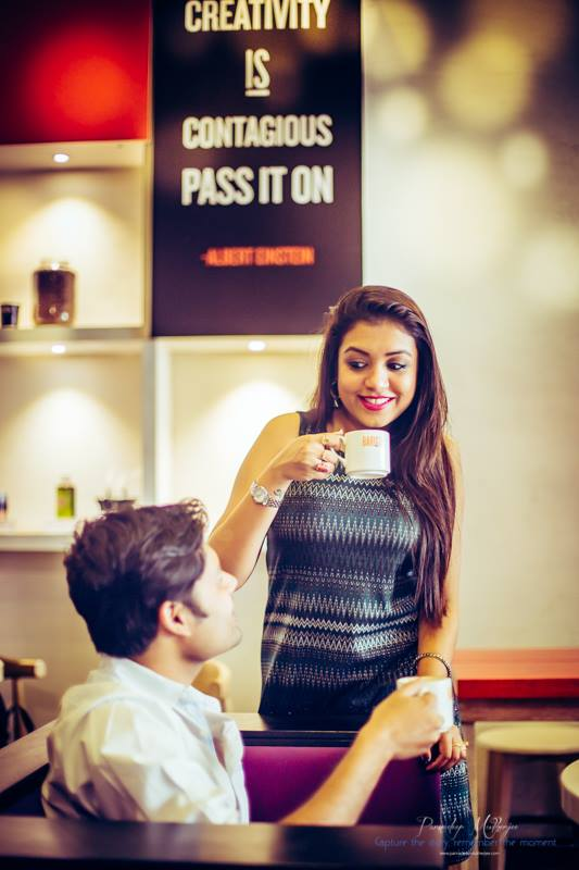 Love happens over coffee by Parnadeep Mukherjee Photography  Wedding-photography   Weddings Photos & Ideas