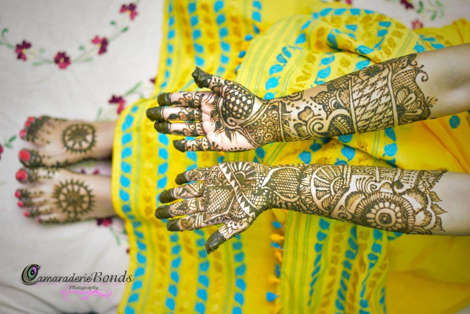 Flaunting gorgeous artistry by Tarkik Borah Photography Wedding-photography | Weddings Photos & Ideas