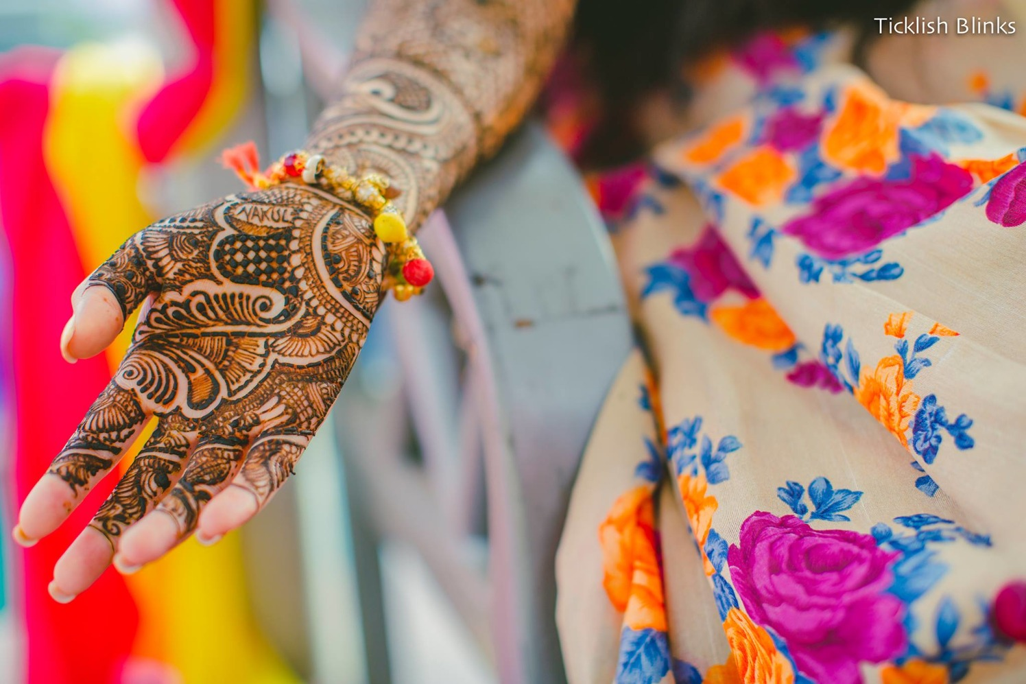 Henna Embellished Hands by Ticklish Blinks Wedding-photography Bridal-mehendi | Weddings Photos & Ideas