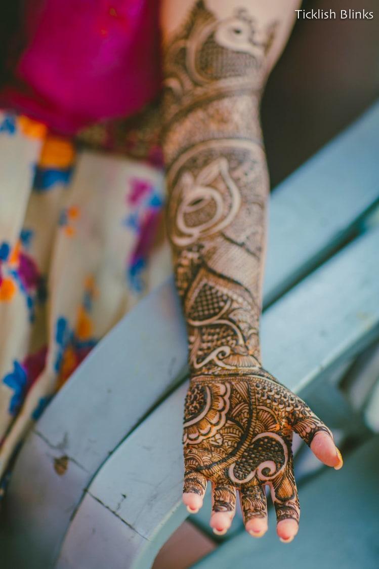 Henna tattoo by Ticklish Blinks Wedding-photography | Weddings Photos & Ideas