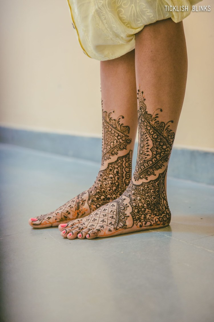 Rich Mehendi Designed Feet by Ticklish Blinks Wedding-photography Bridal-mehendi   Weddings Photos & Ideas