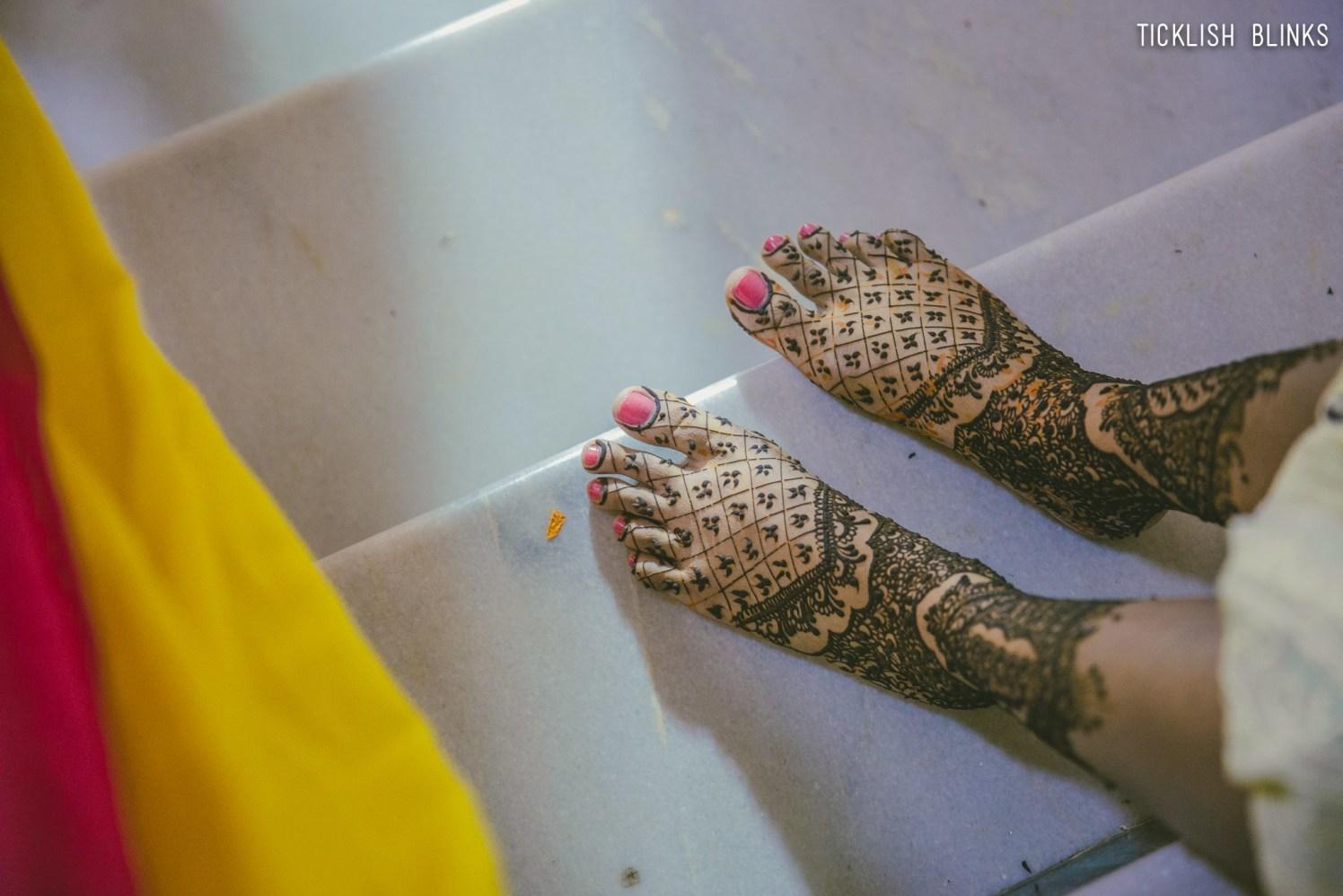 Rich Intricate Mehendi Design by Ticklish Blinks Wedding-photography Bridal-mehendi | Weddings Photos & Ideas