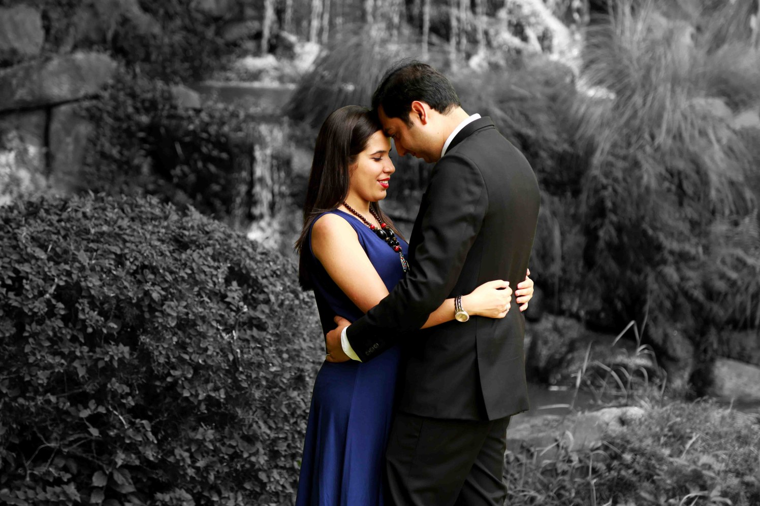 Striking affection by Rushil Jadhav Wedding-photography | Weddings Photos & Ideas
