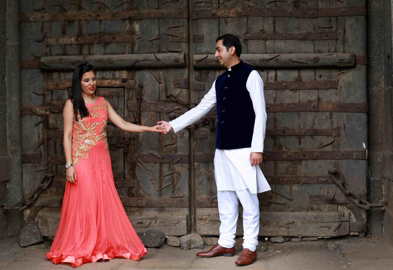 Gladden pair by Rushil Jadhav Wedding-photography | Weddings Photos & Ideas