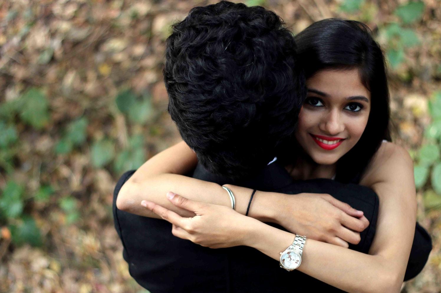 Beguiling hug by Rushil Jadhav Wedding-photography   Weddings Photos & Ideas