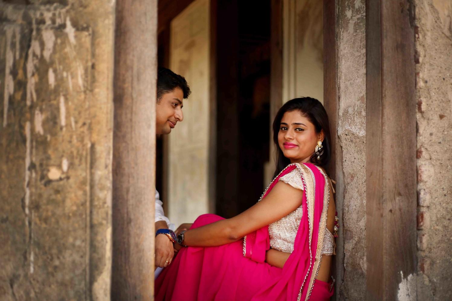 Caught in his eyes! by Rushil Jadhav Wedding-photography | Weddings Photos & Ideas