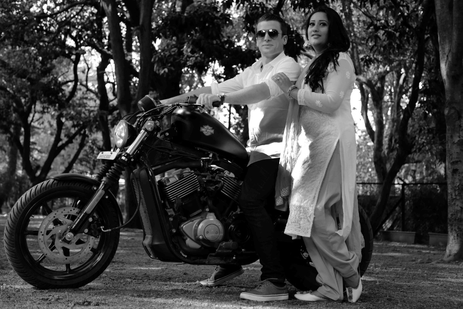 Splendid persona of duo by Rushil Jadhav Wedding-photography | Weddings Photos & Ideas