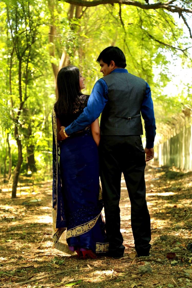 Portrait of bond by Rushil Jadhav Wedding-photography | Weddings Photos & Ideas
