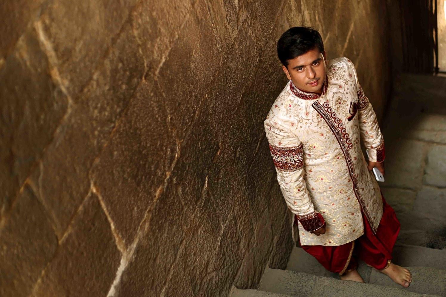 Ensemble of groom by Rushil Jadhav Wedding-photography | Weddings Photos & Ideas