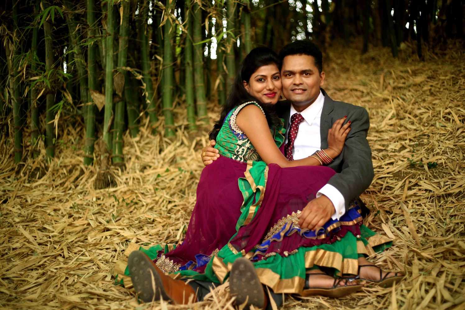 Grasping love by Rushil Jadhav
