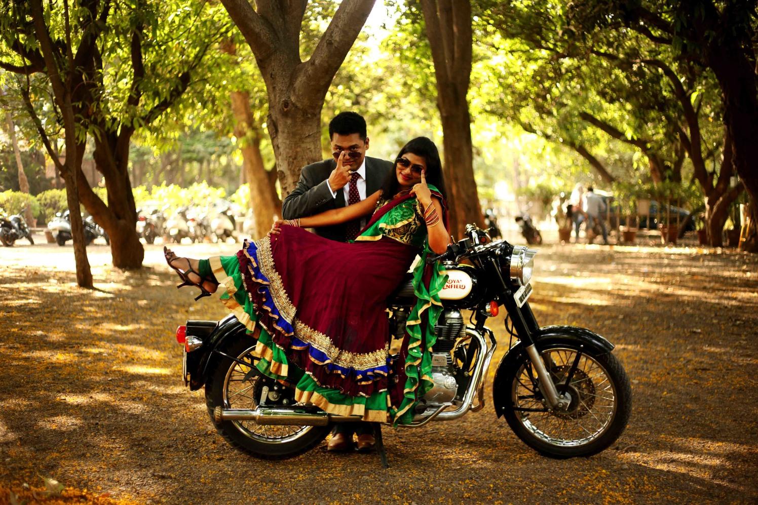 Blandish doubleton by Rushil Jadhav Wedding-photography | Weddings Photos & Ideas