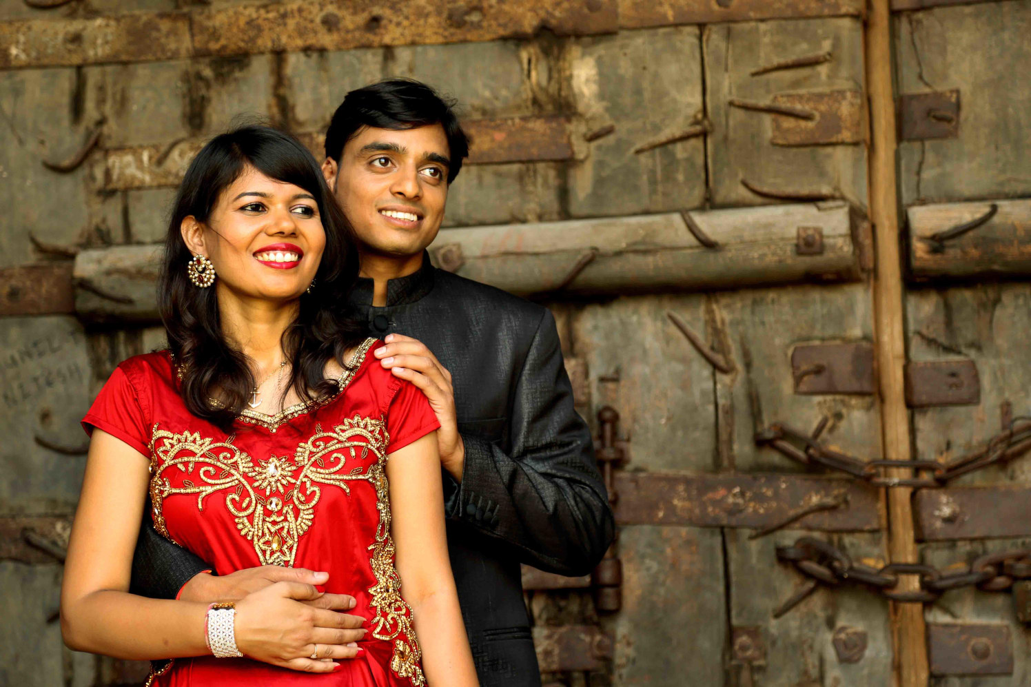 The wondrous duad by Rushil Jadhav Wedding-photography | Weddings Photos & Ideas