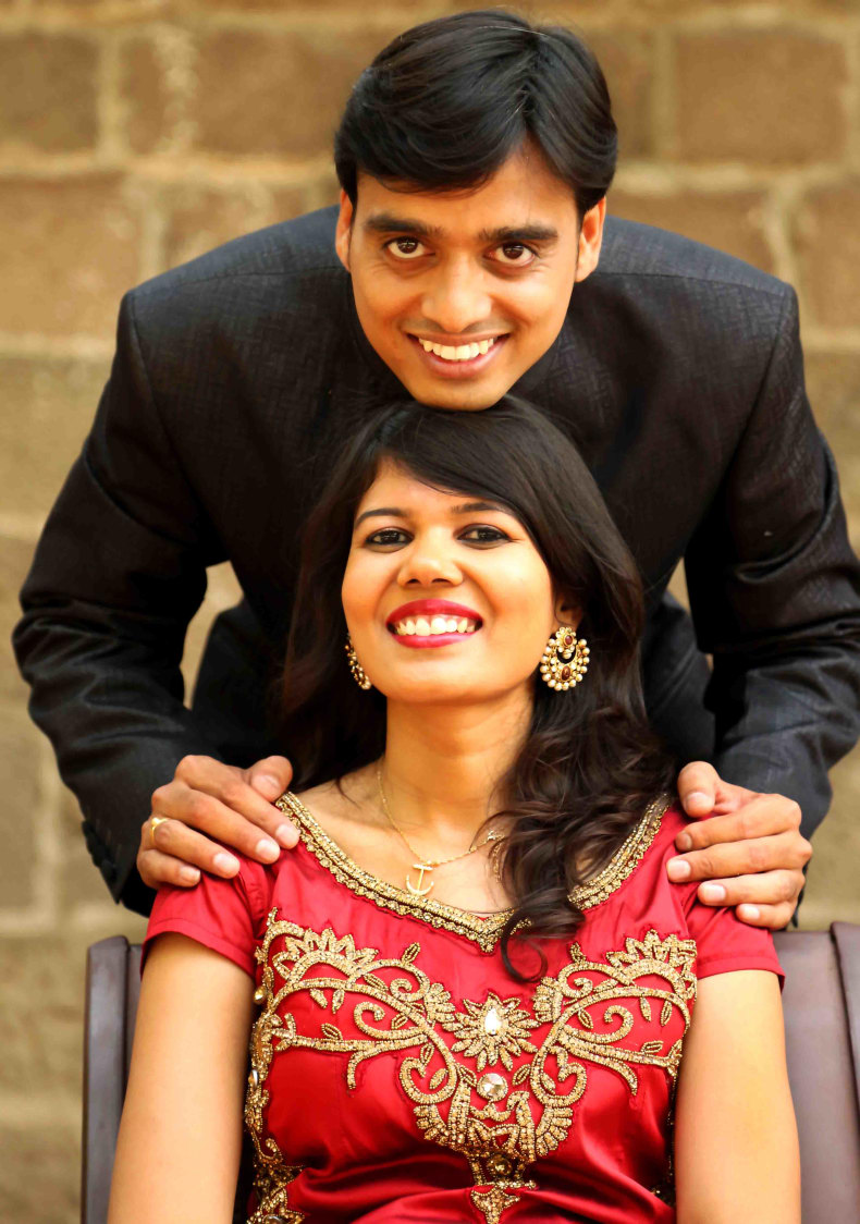 Gleaming capture of twain by Rushil Jadhav Wedding-photography | Weddings Photos & Ideas