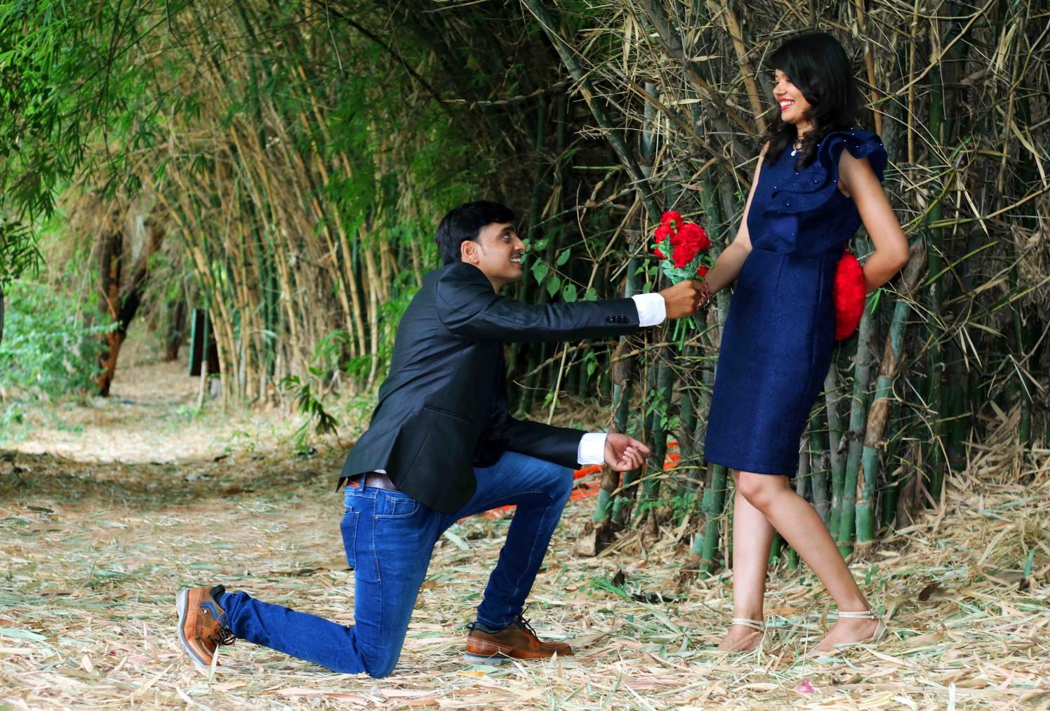Confession of fondness by Rushil Jadhav Wedding-photography | Weddings Photos & Ideas
