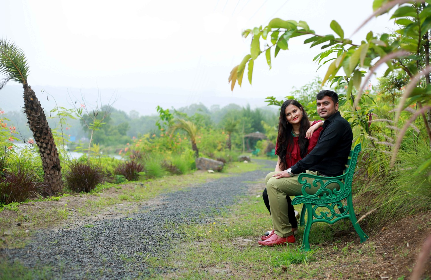 The serene view by Rushil Jadhav Wedding-photography | Weddings Photos & Ideas