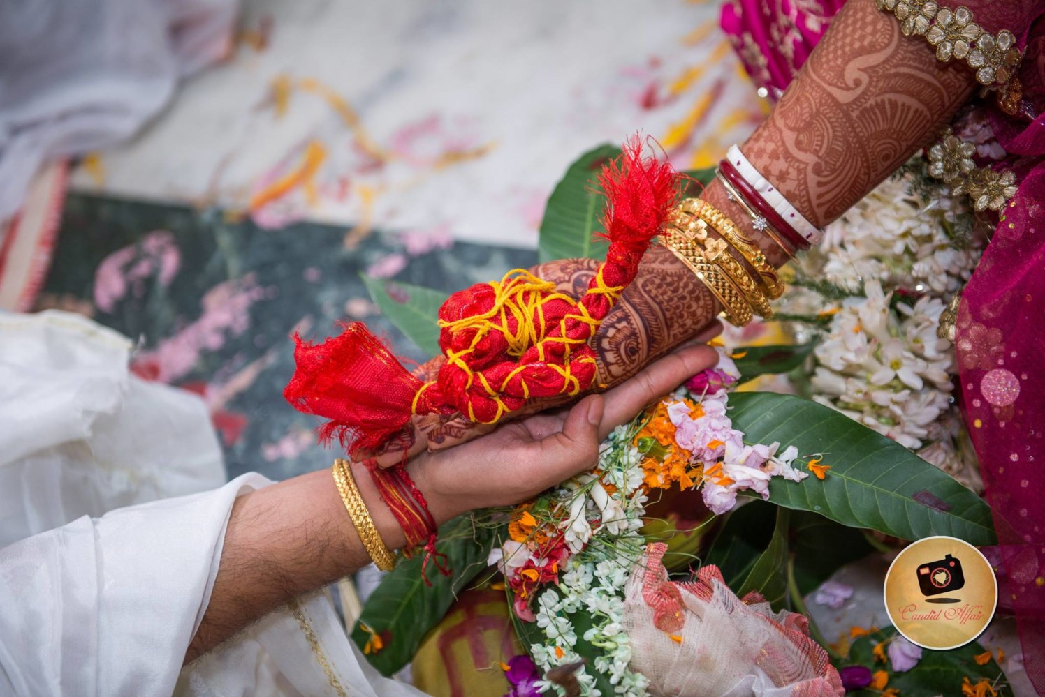 Wedding Day Traditions by Candid Affair Wedding-photography | Weddings Photos & Ideas