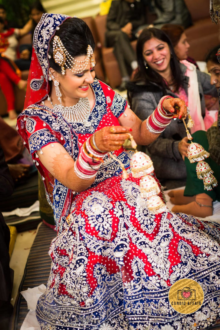 Radiant smiling face by Candid Affair Wedding-photography | Weddings Photos & Ideas