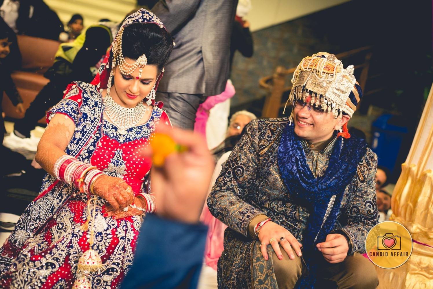 Festive moods by Candid Affair Wedding-photography | Weddings Photos & Ideas