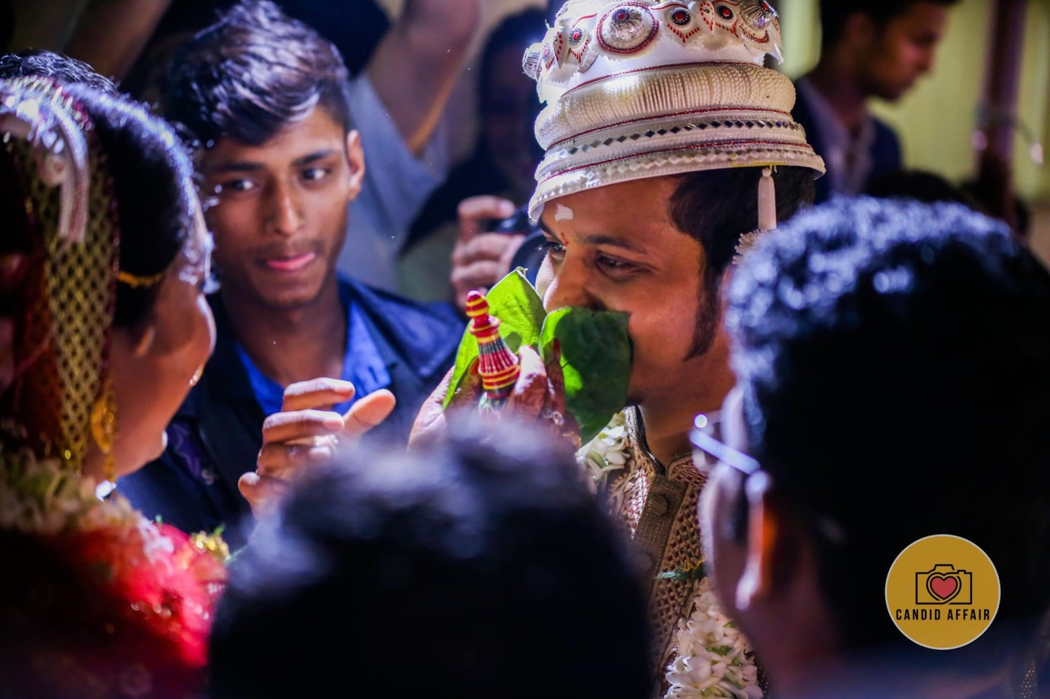 Pious rituals by Candid Affair Wedding-photography | Weddings Photos & Ideas