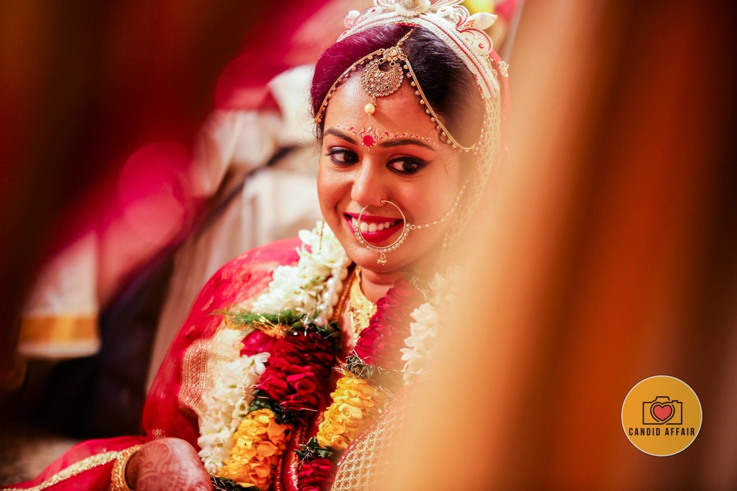 Tint of love by Candid Affair Wedding-photography | Weddings Photos & Ideas