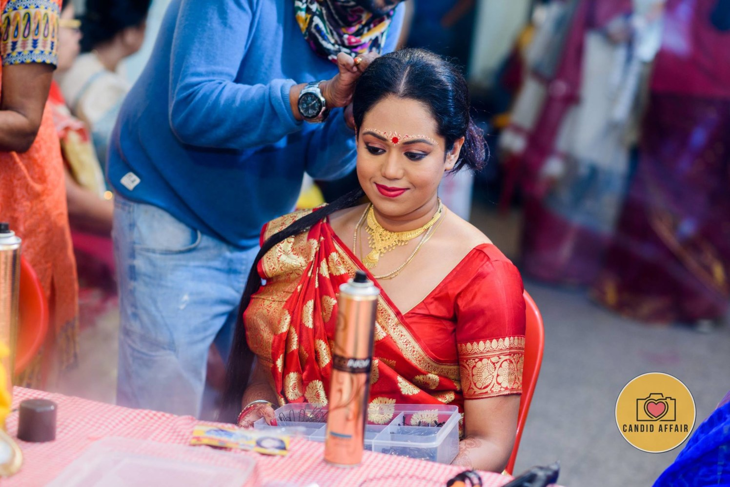 Seeking perfection by Candid Affair Wedding-photography   Weddings Photos & Ideas