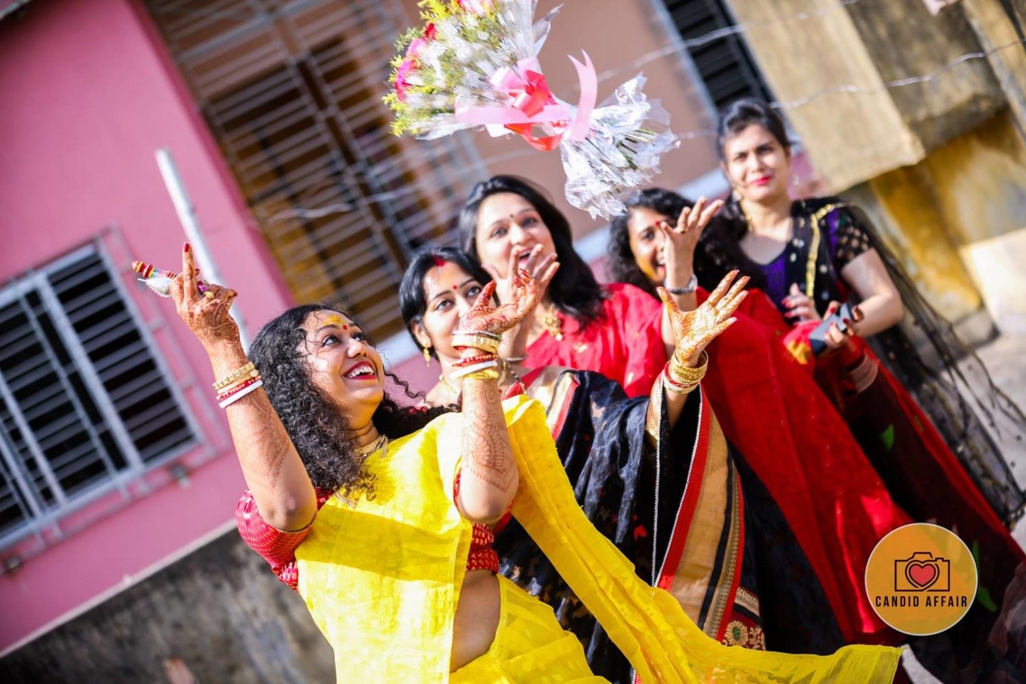 Joyous moments by Candid Affair Wedding-photography | Weddings Photos & Ideas