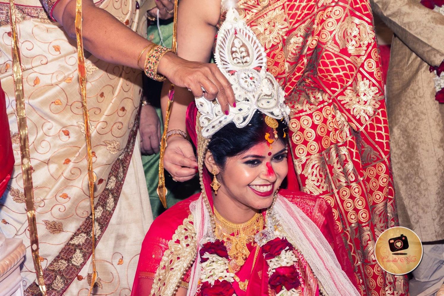 Grinning by Candid Affair Wedding-photography | Weddings Photos & Ideas