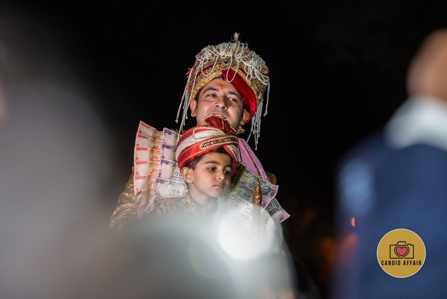 King like entry by Candid Affair Wedding-photography | Weddings Photos & Ideas