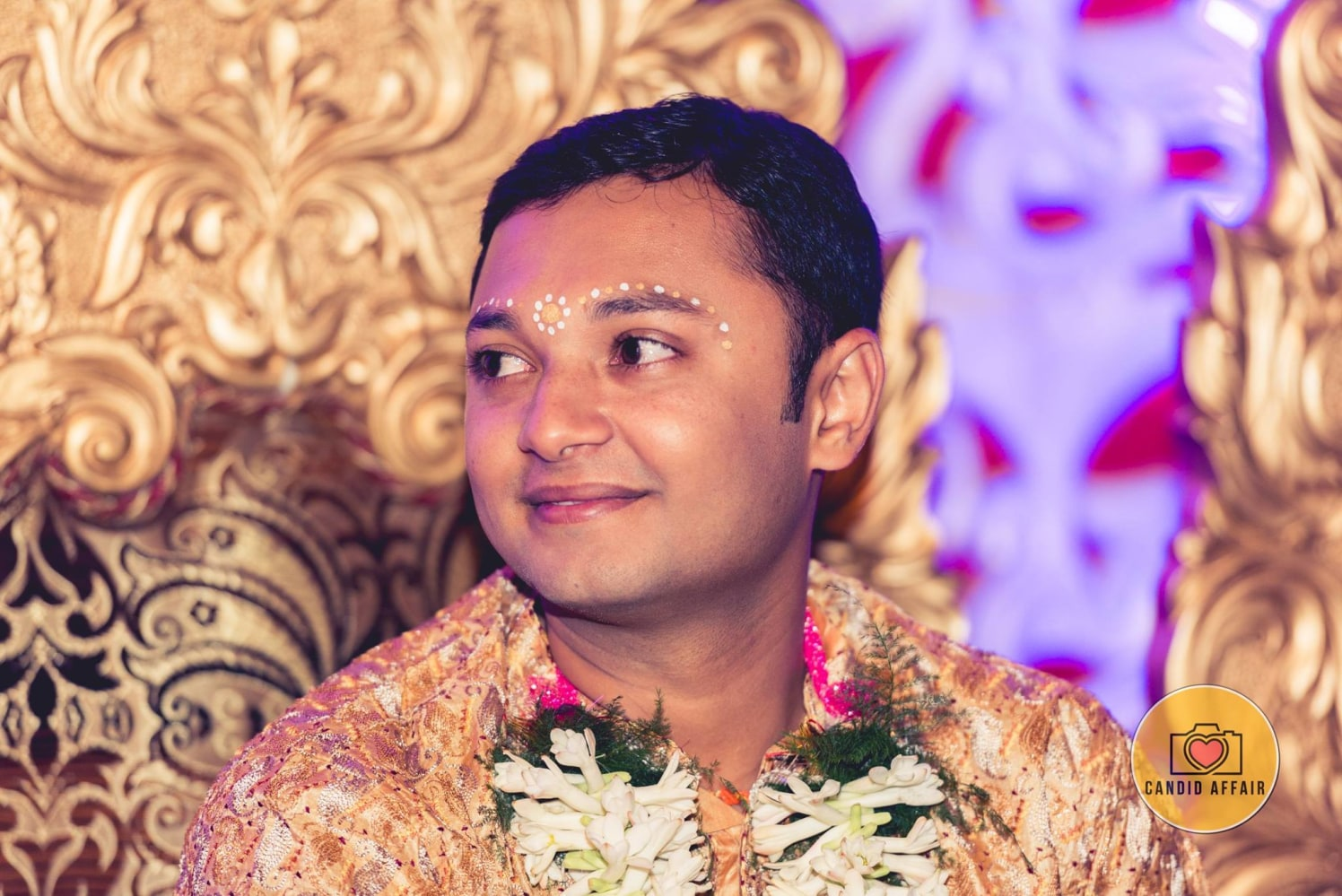 Simple Bengali Groom by Candid Affair Wedding-photography | Weddings Photos & Ideas