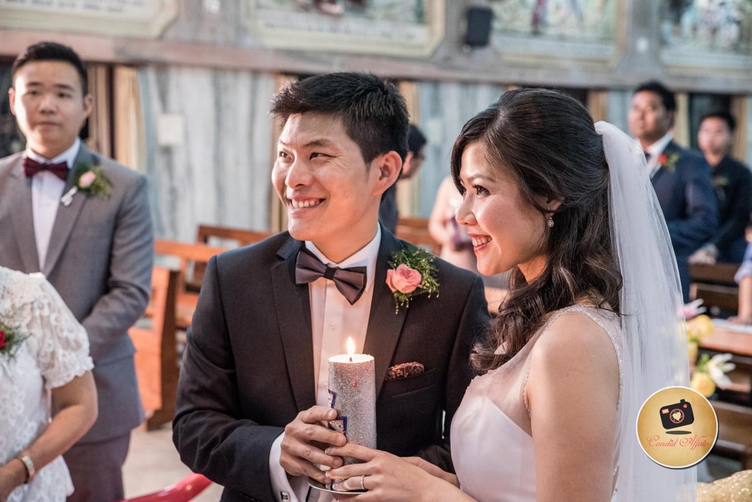 Christian Wedding Ritual by Candid Affair Wedding-photography | Weddings Photos & Ideas