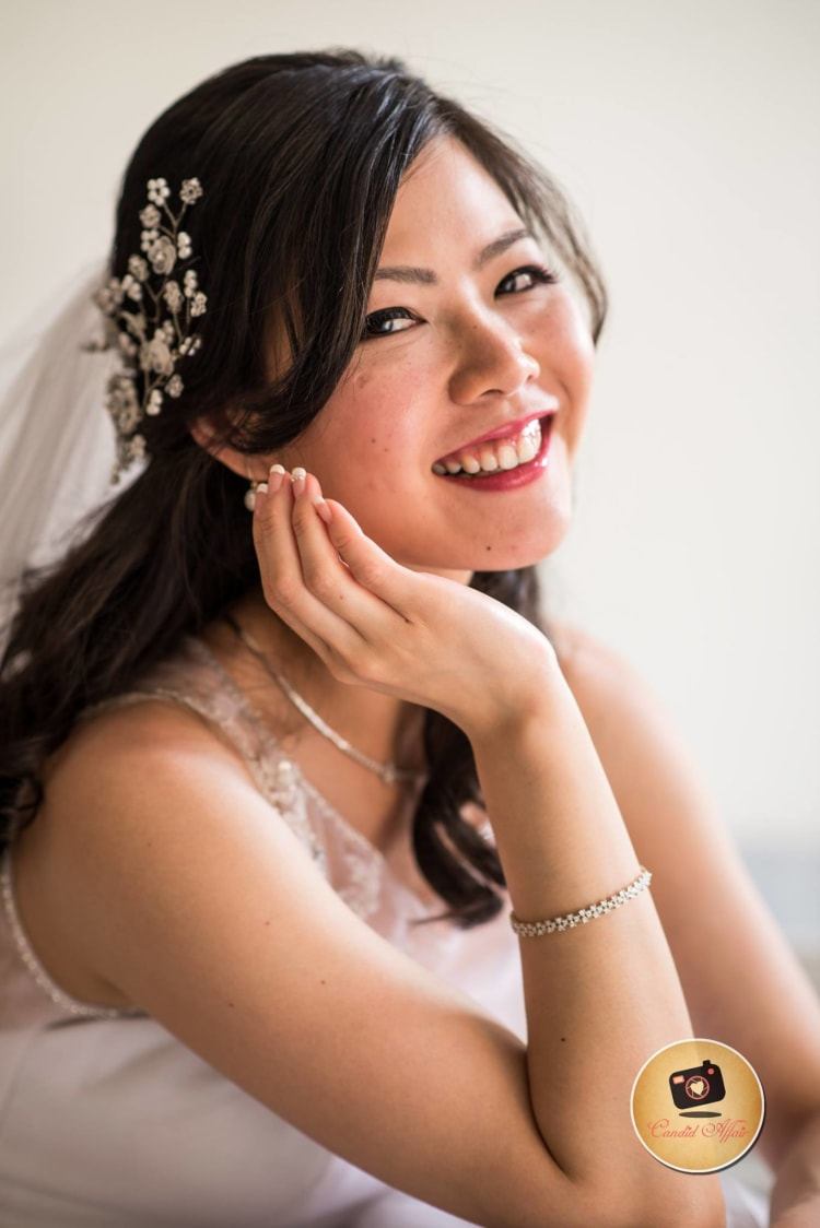 Light And Natural Makeup For Christian Brides by Candid Affair Wedding-photography Bridal-makeup | Weddings Photos & Ideas