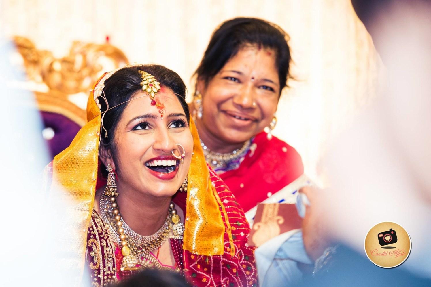 Radiant face by Candid Affair Wedding-photography | Weddings Photos & Ideas