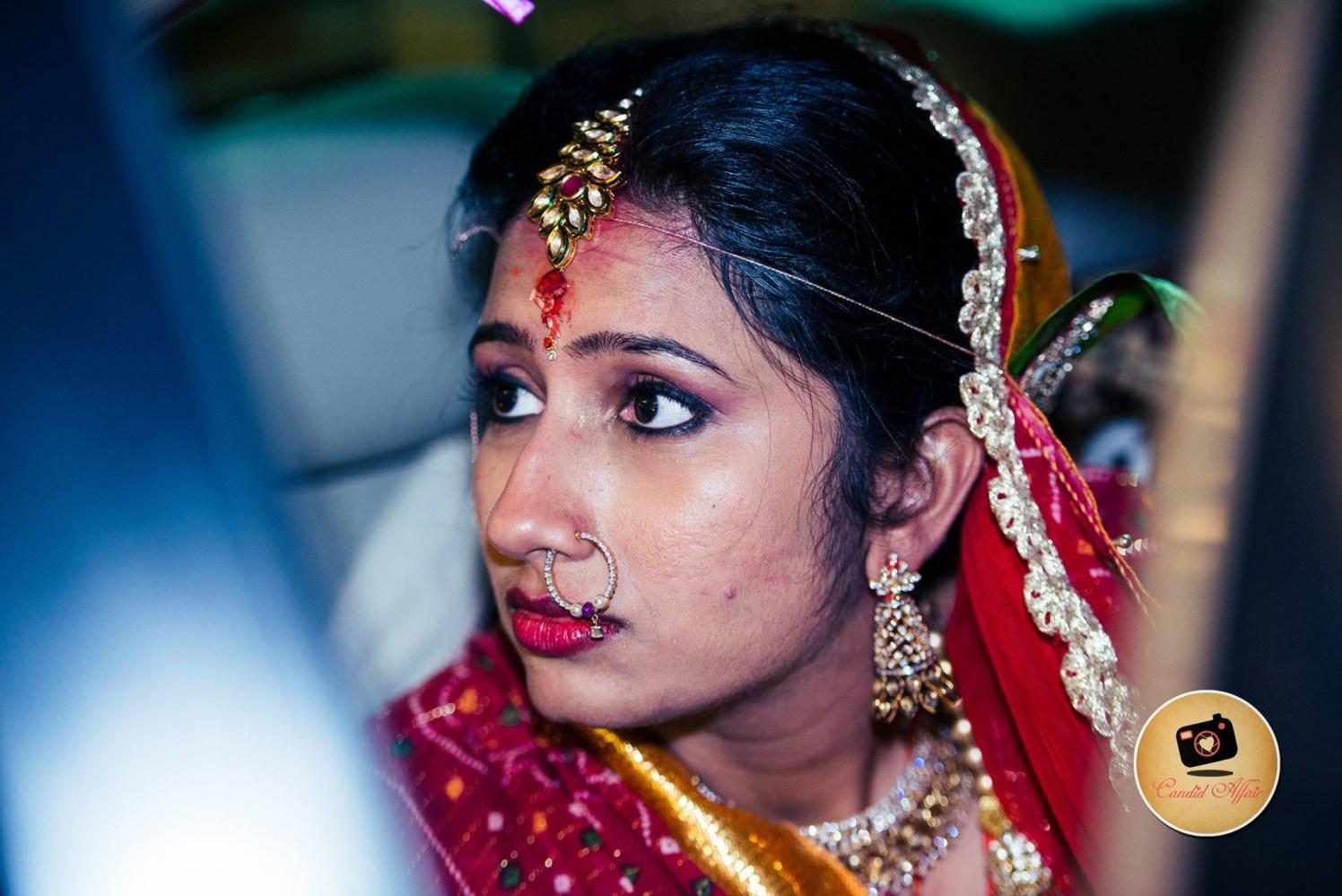 Anxious bride by Candid Affair Wedding-photography | Weddings Photos & Ideas