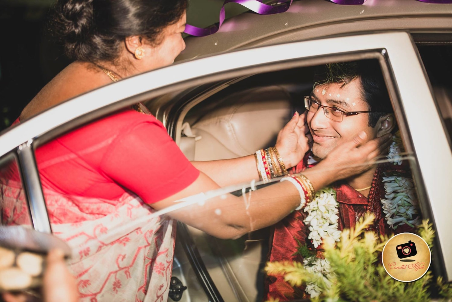 Motherly affection by Candid Affair Wedding-photography | Weddings Photos & Ideas