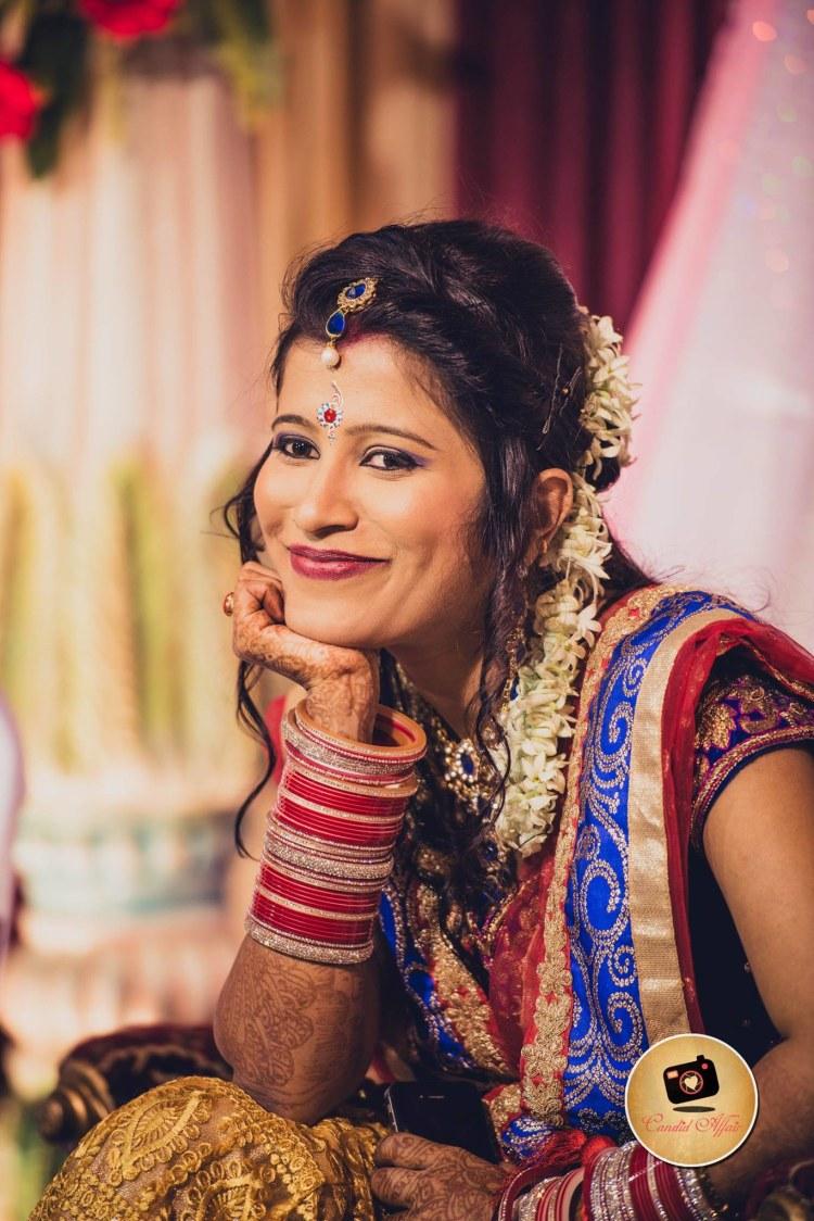 Sit still and look pretty by Candid Affair Wedding-photography | Weddings Photos & Ideas