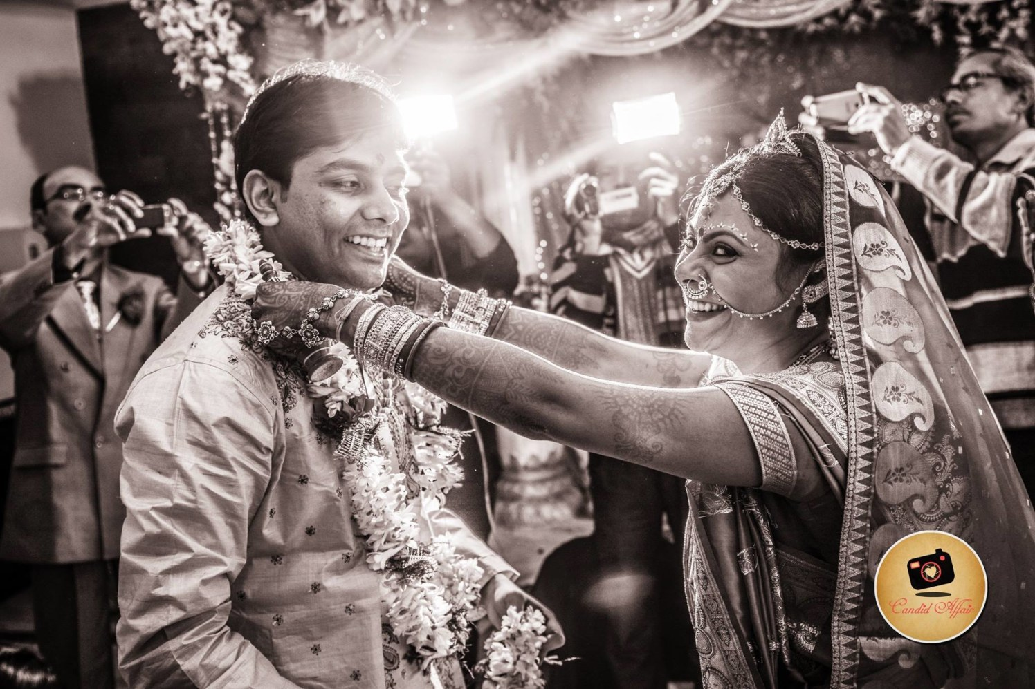 Hitched by Candid Affair Wedding-photography | Weddings Photos & Ideas