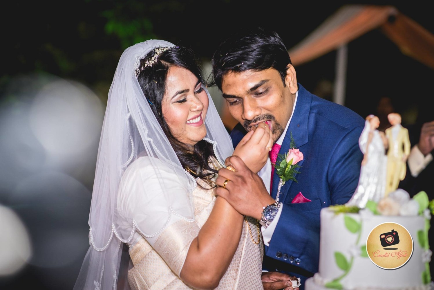Sharing is caring by Candid Affair Wedding-photography | Weddings Photos & Ideas
