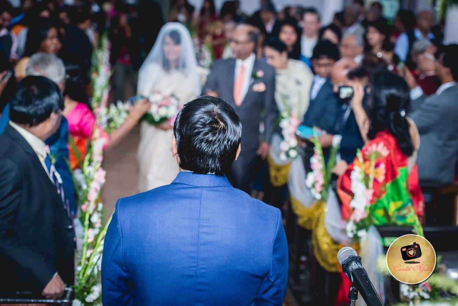 Most awaited day by Candid Affair Wedding-photography | Weddings Photos & Ideas