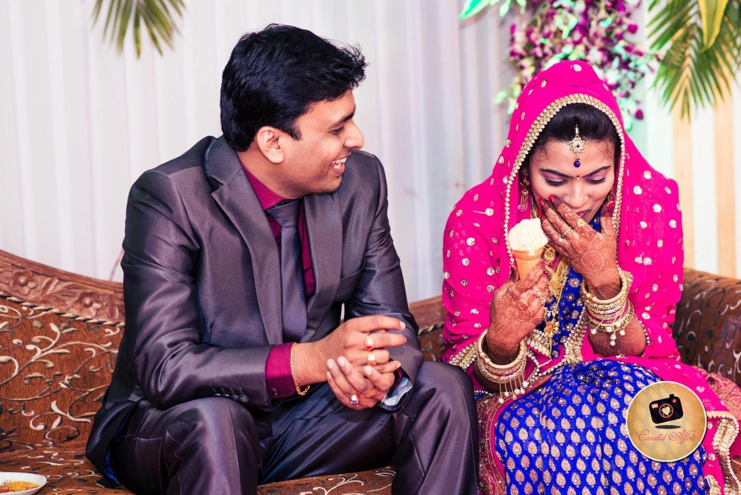 Overjoyed by Candid Affair Wedding-photography | Weddings Photos & Ideas