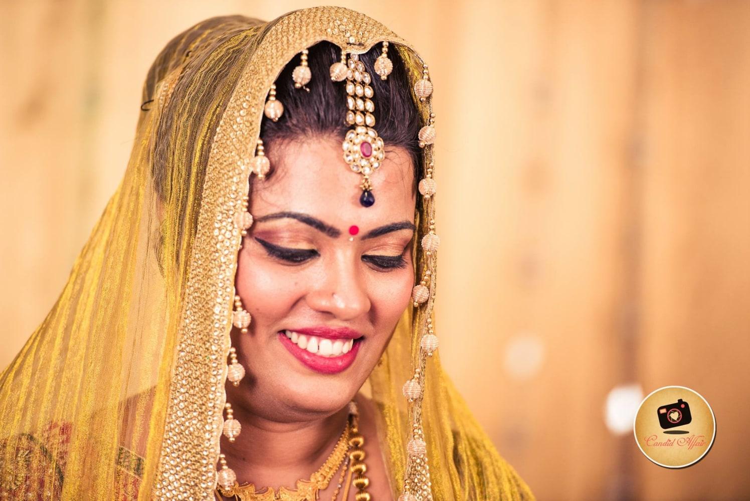 Dreamy smile by Candid Affair Wedding-photography | Weddings Photos & Ideas