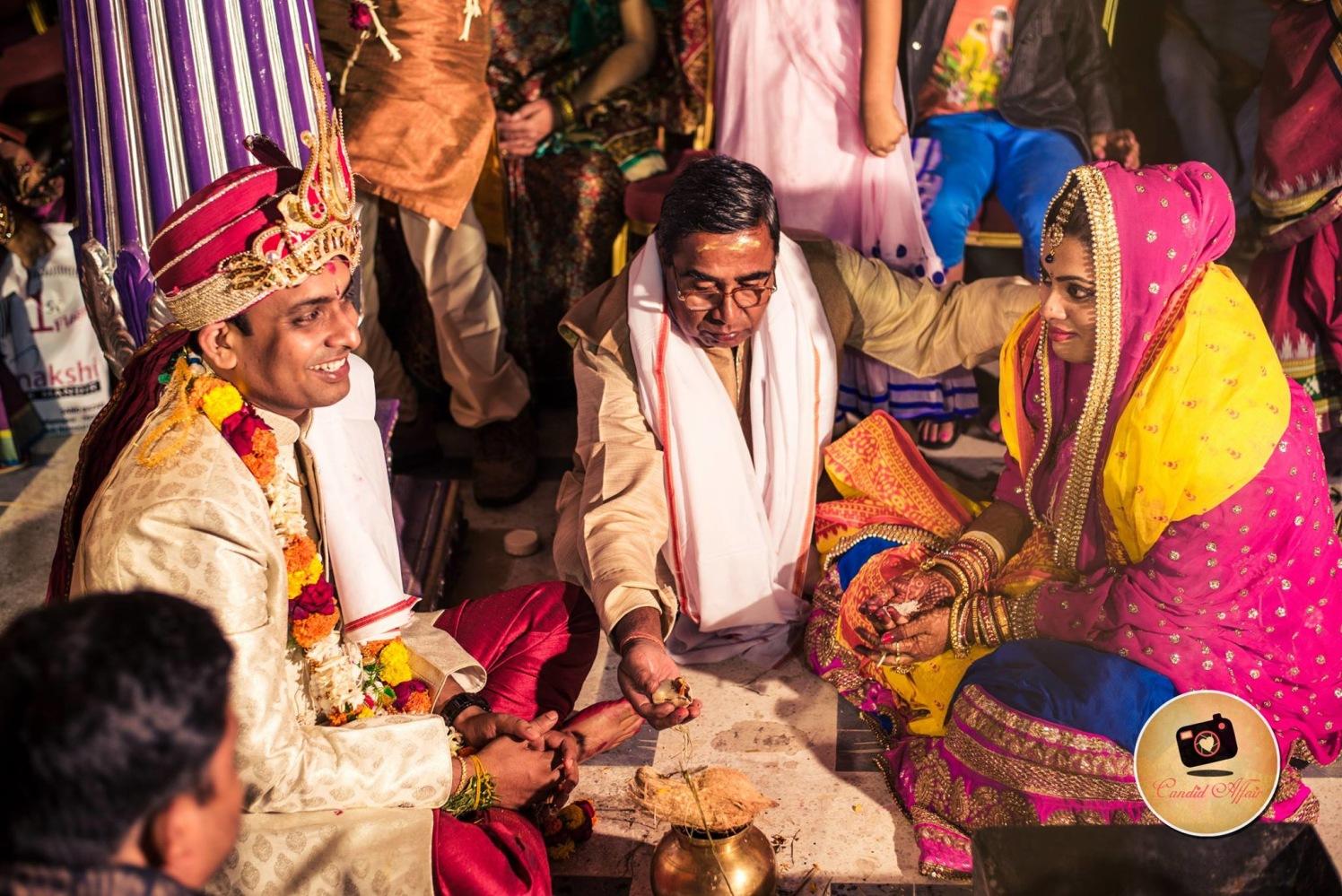 Big fat indian wedding by Candid Affair Wedding-photography | Weddings Photos & Ideas
