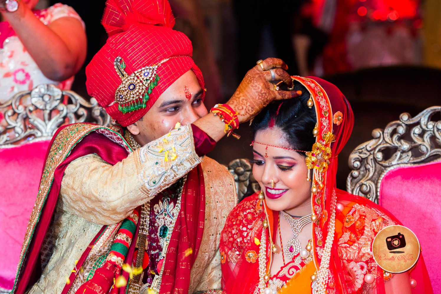 Groom Accessories For The Wedding day by Candid Affair Wedding-photography Bridal-jewellery-and-accessories Bridal-makeup | Weddings Photos & Ideas