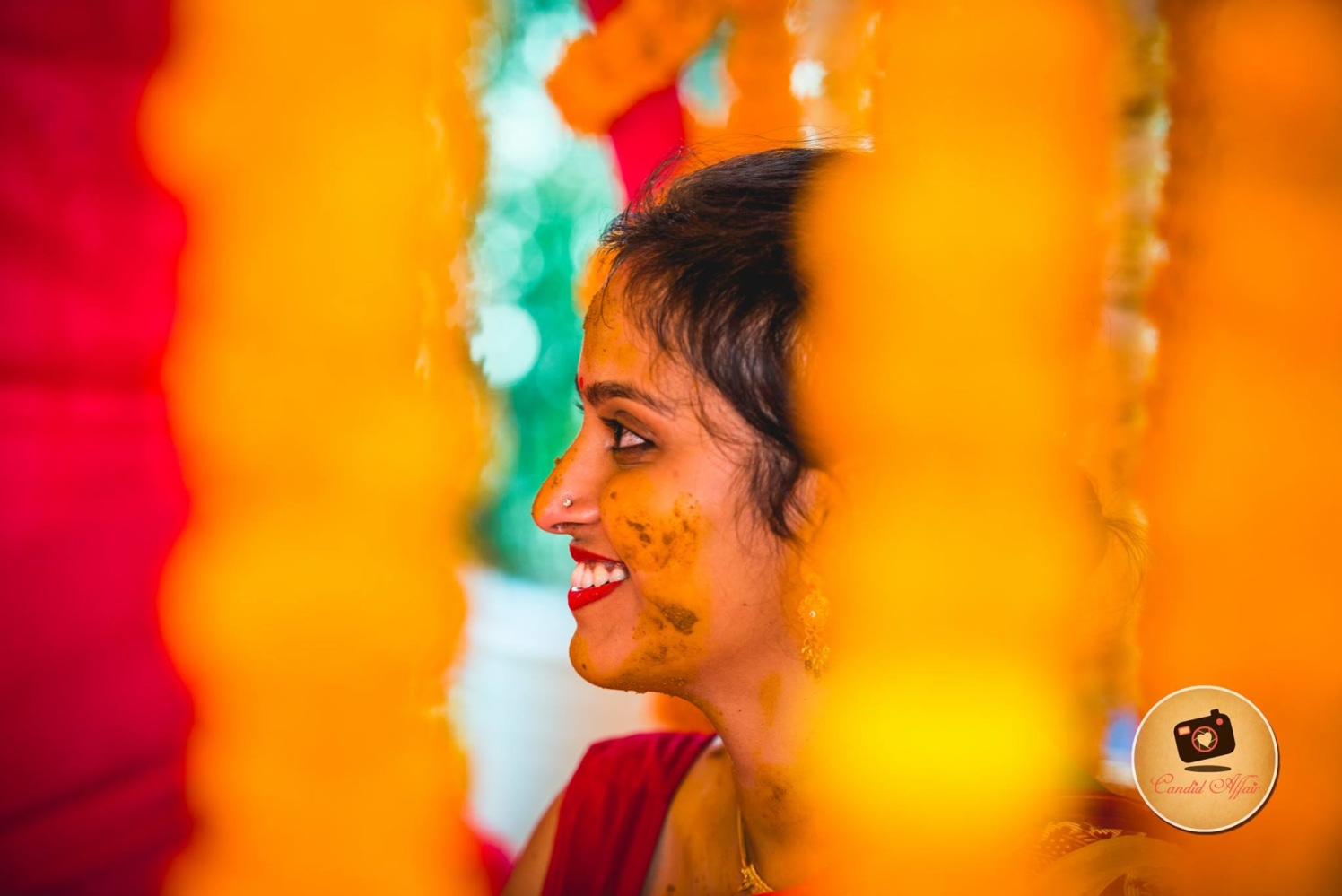 Traditional Haldi Ceremony by Candid Affair Wedding-photography | Weddings Photos & Ideas