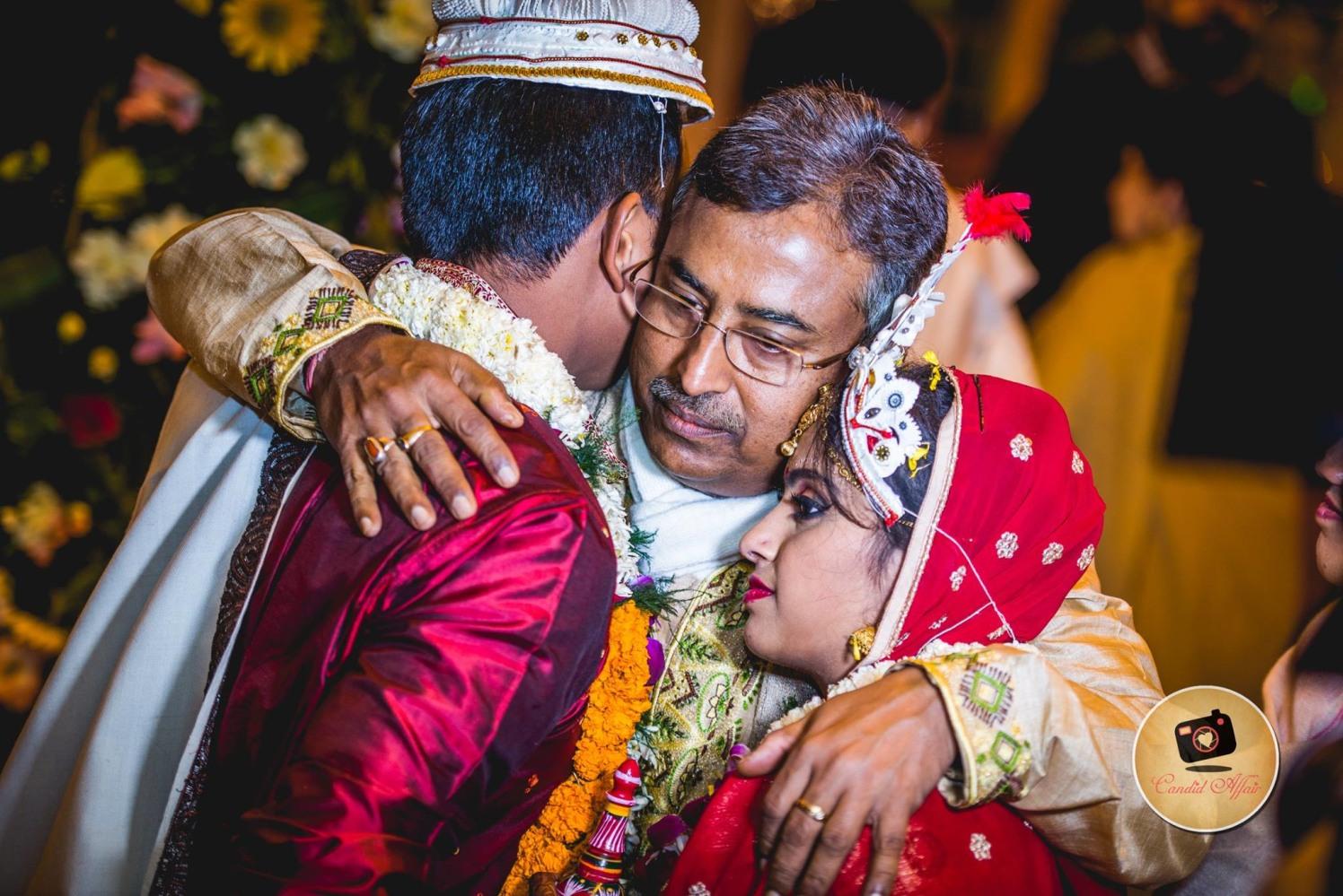 Always got their back by Candid Affair Wedding-photography | Weddings Photos & Ideas